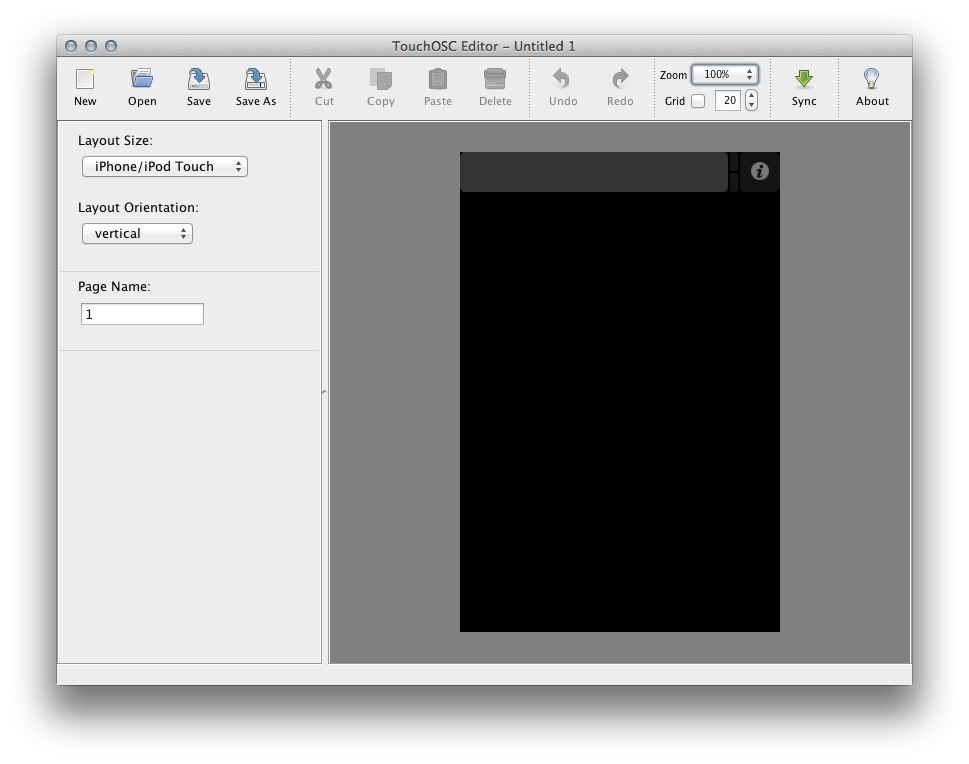 h e x l e r   n e t | Documentation | TouchOSC | Editing layouts