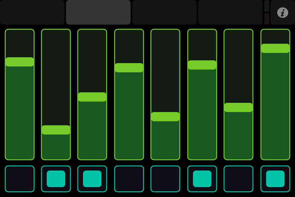 H e x l e r n e t touchosc for android for Touchosc templates ableton